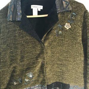 Women's Coldwater Creek Jacket EX/LG